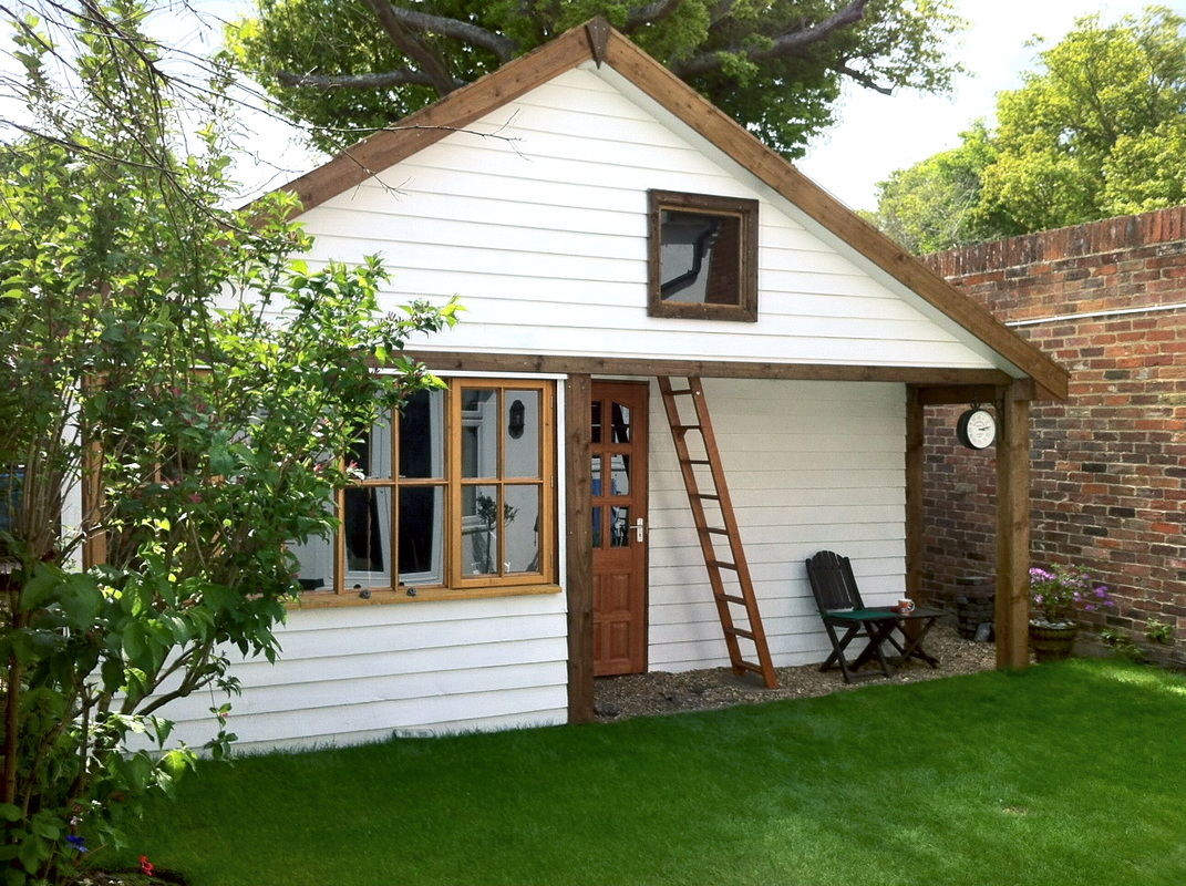 Custom Made Garden Buildings Built In Your Garden