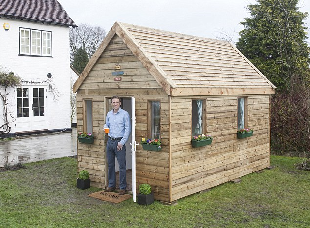 Tiny house 39 s on wheels for sale in the uk custom built Build your own house kit prices