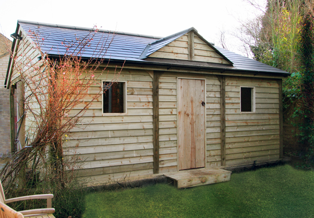 garden sheds workshops