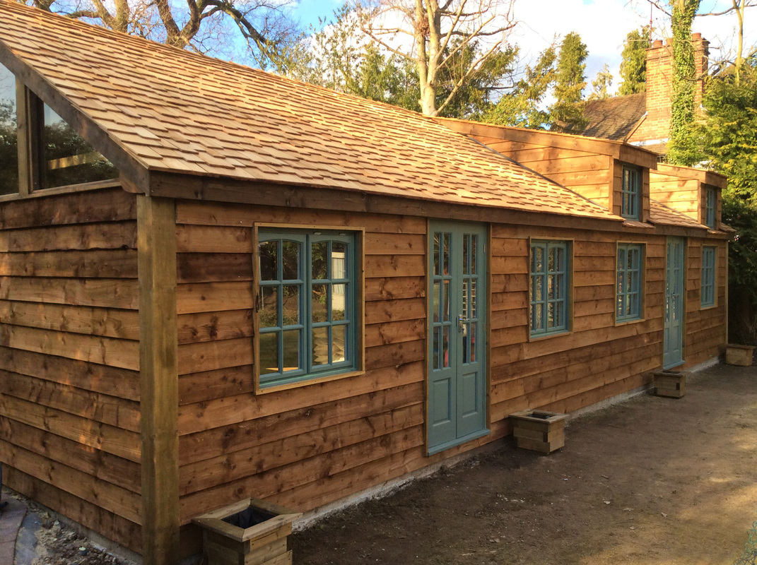 Mobile Home Log Cabins Custom Built Garden Rooms Cabins And Timber Buildings Bespoke