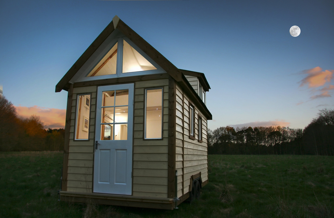 Tiny Home Designs: The Grand Designs Show Home