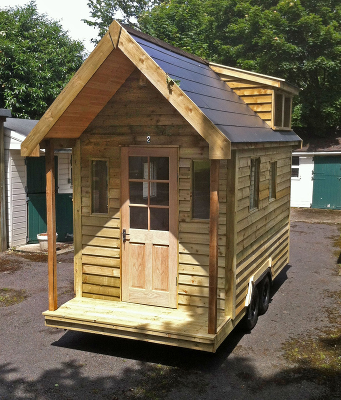 Tiny house 39 s on wheels for sale in the uk custom built Tiny houses on wheels for sale