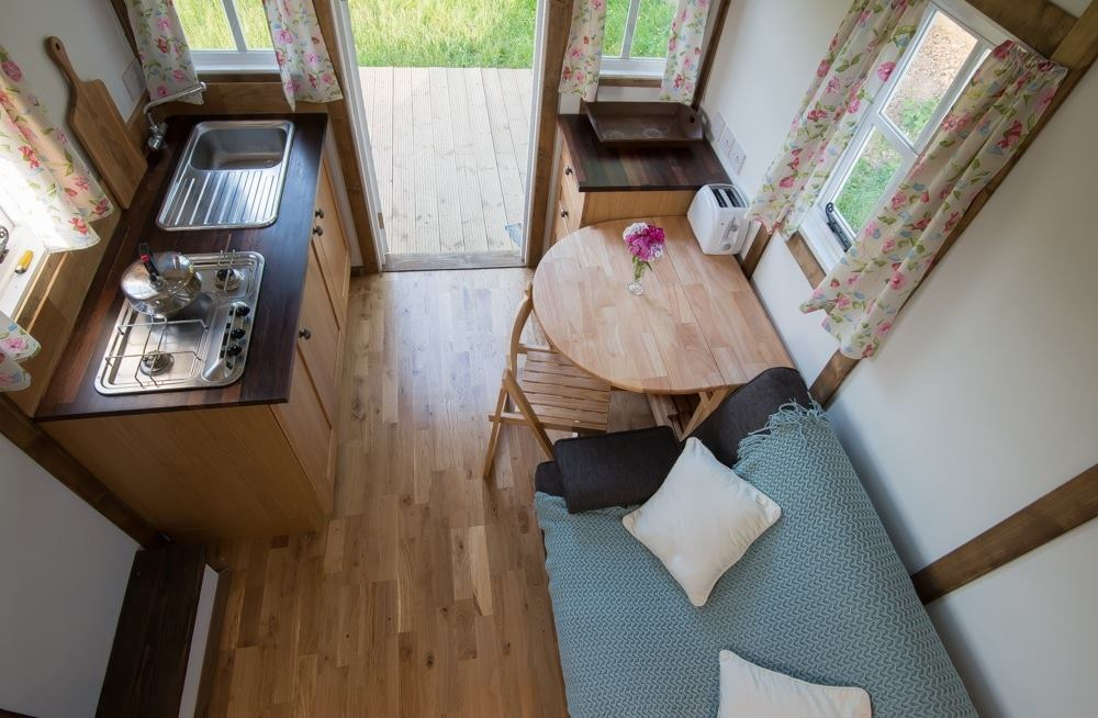 Glamping Tiny House