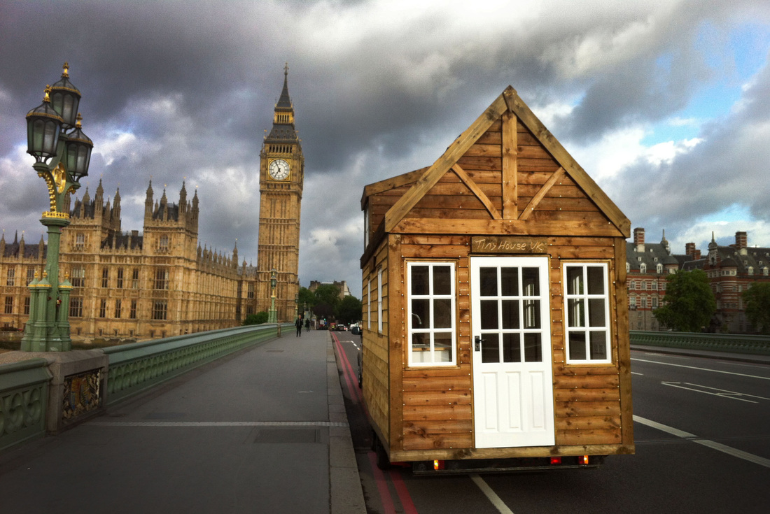 All teenagers should have one custom made one bedroom for Garden rooms on wheels