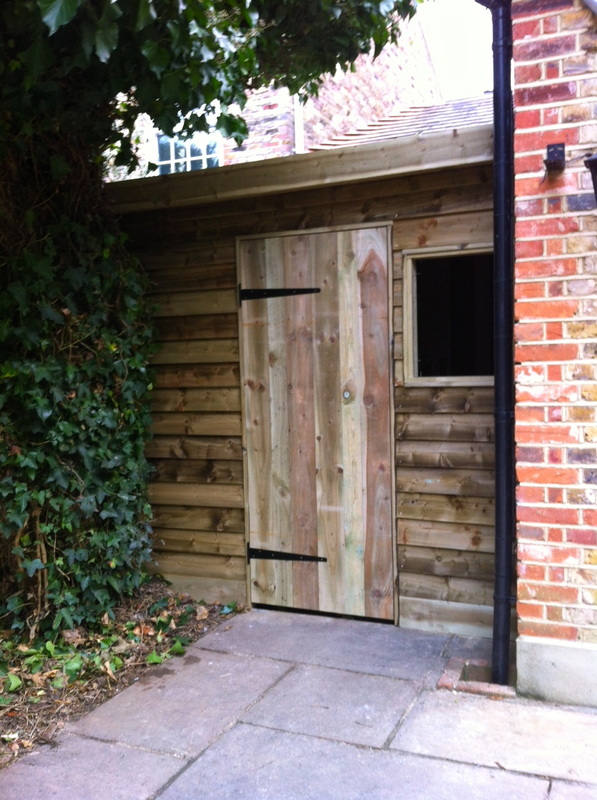 Strong Cycle Bike Sheds Custom Built Garden Rooms