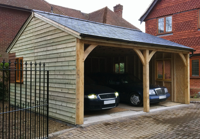 Double Car Garage Cost To Build