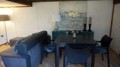 Secret Cottage Westerham, Dining room