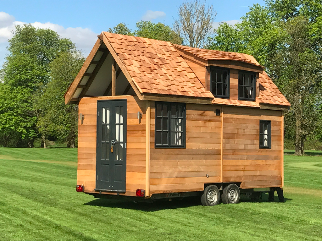 The Lumber loft - Tiny House
